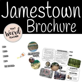 Jamestown Brochure
