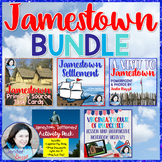 Jamestown Bundle: Engaging Unit, Task Cards, Activity Pack