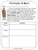 Jamestown Bundle Unit - Activities & Worksheets