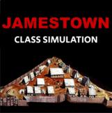 Jamestown Simulation Activity: Surviving the Settlement