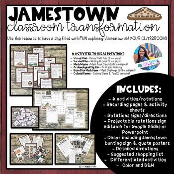 Jamestown Classroom Transformation