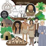 Jamestown Colony Clip Art
