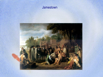 Jamestown Colony PowerPoint and Guided Notes