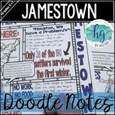 Jamestown Doodle Notes
