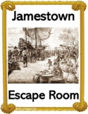 Jamestown Escape Room - American Colonies US History