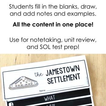 Jamestown Flip Book (VS.3)
