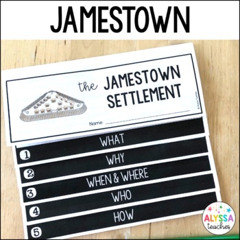 Jamestown Flip Book (VS.3)
