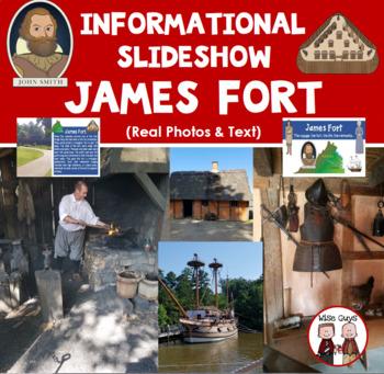Jamestown Fort Slide Show