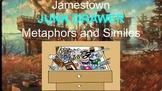 """Jamestown """"JUNK DRAWER"""" Metaphors & Similes"""