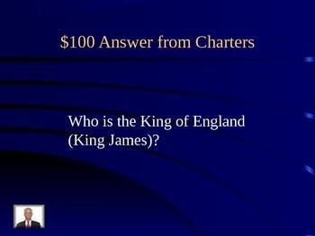 Jamestown Jeopardy Part 1 (VS3abc)