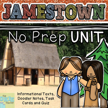 Jamestown No Prep Unit