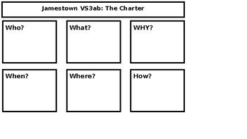 Jamestown Notes