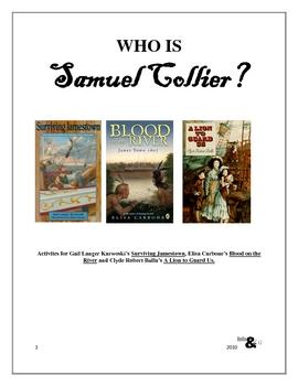Jamestown Novel Study : Who Was Samuel Collier?