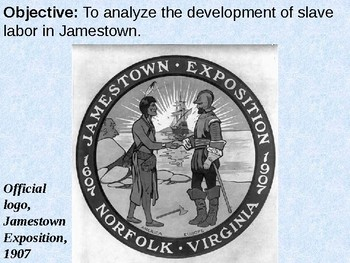 Jamestown PowerPoint Presentation