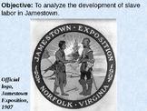 Jamestown PowerPoint Presentation