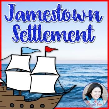 Jamestown Settlement- An Active, Engaging Unit