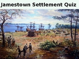 Jamestown Settlement (Virginia) History and Quiz