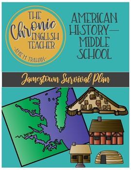 Jamestown Survival Plan
