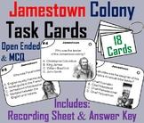 Jamestown Task Cards