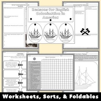 Jamestown VS.3 {Digital & PDF Included}