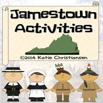 Jamestown Virginia Materials