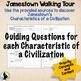 Jamestown Colony Walking Tour