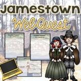 Jamestown WebQuest Activity