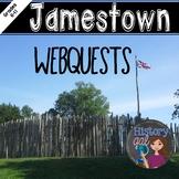 Jamestown WebQuests