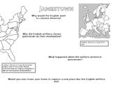 Jamestown Worksheet