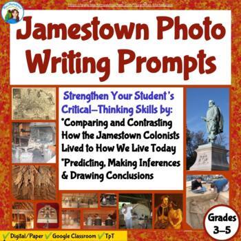 Jamestown Writing Prompts