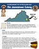 Jamestown and Plymouth Informational Text Activities