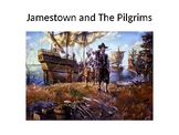 Jamestown and Plymouth Rock Colonies