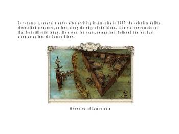 Jamestown - the First American Colony Power Point Presentation