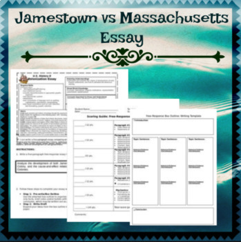 Jamestown vs. Massachusetts Essay