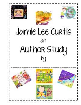 Jamie Lee Curtis Author Study