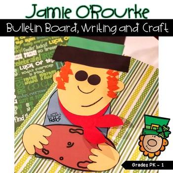 Jamie O'Rourke Craftivity