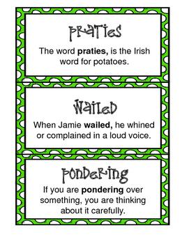 Jamie O'Rourke and the Big Potato 1-2