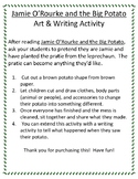 Jamie O'Rourke and the Big Potato Art & Writing Activity