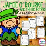 Jamie O'Rourke and the Big Potato Comprehension Book Companion