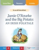Jamie O'Rourke and the Big Potato Lesson Plans & Activities Package, 2nd Grade