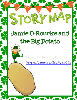 Jamie O Rourke and the Big Potato Story Questions