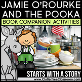 Jamie O'Rourke and the Pooka by Tomie dePaola Book Compani