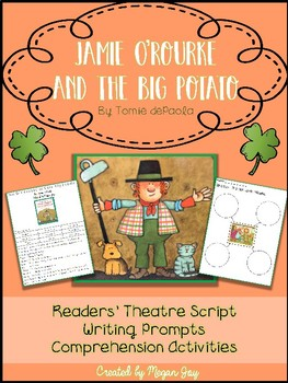 Jamie O'Rourke and the Big Potato Readers' Theater and Lit