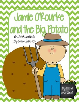 Jamie O'Rourke and the Big Potato Activity Pack