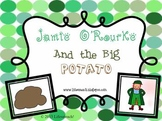 Jamie O'Rourke and the Big Potato Activity Pack {March / Leprechaun}