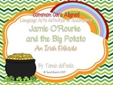 Jamie O'Rourke and the Big Potato Book Companion {St.Patri