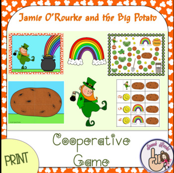 Jamie O'Rourke and the Big Potato (St. Patrick's Day)  ~ Cooperative Game