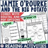 Jamie O'Rourke and the Big Potato Book Companion