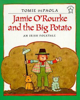 Jamie O'Rourke & the Big Potato- Reader's Theater Script
