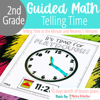 Telling Time to the Minute and 5 Minutes
